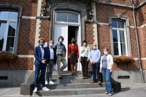 Avec Leuven et l'UCLouvain, pour la transition