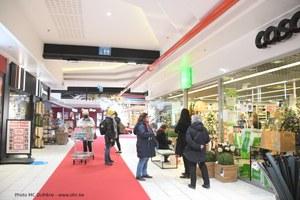 Les magasins non alimentaires ouverts : faites vos courses seul