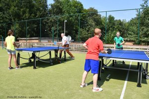 Ping-pong caniculaire