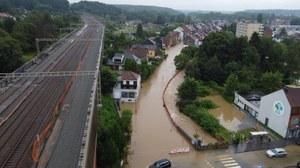 Titres de transport gratuits pour les victimes des inondations