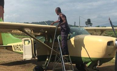Exploration du Monde : Au service des Virunga