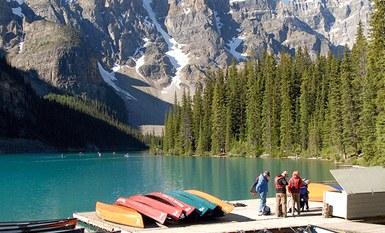 Exploration du Monde : Canada